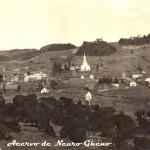 Ano de 1939 - Vista da Cidade de Putinga