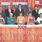 Homenagem 2009